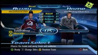 NHL Rivals 2004 Xbox Online