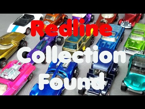 Redline Collection Found - Video No.183 - January 5th, 2017