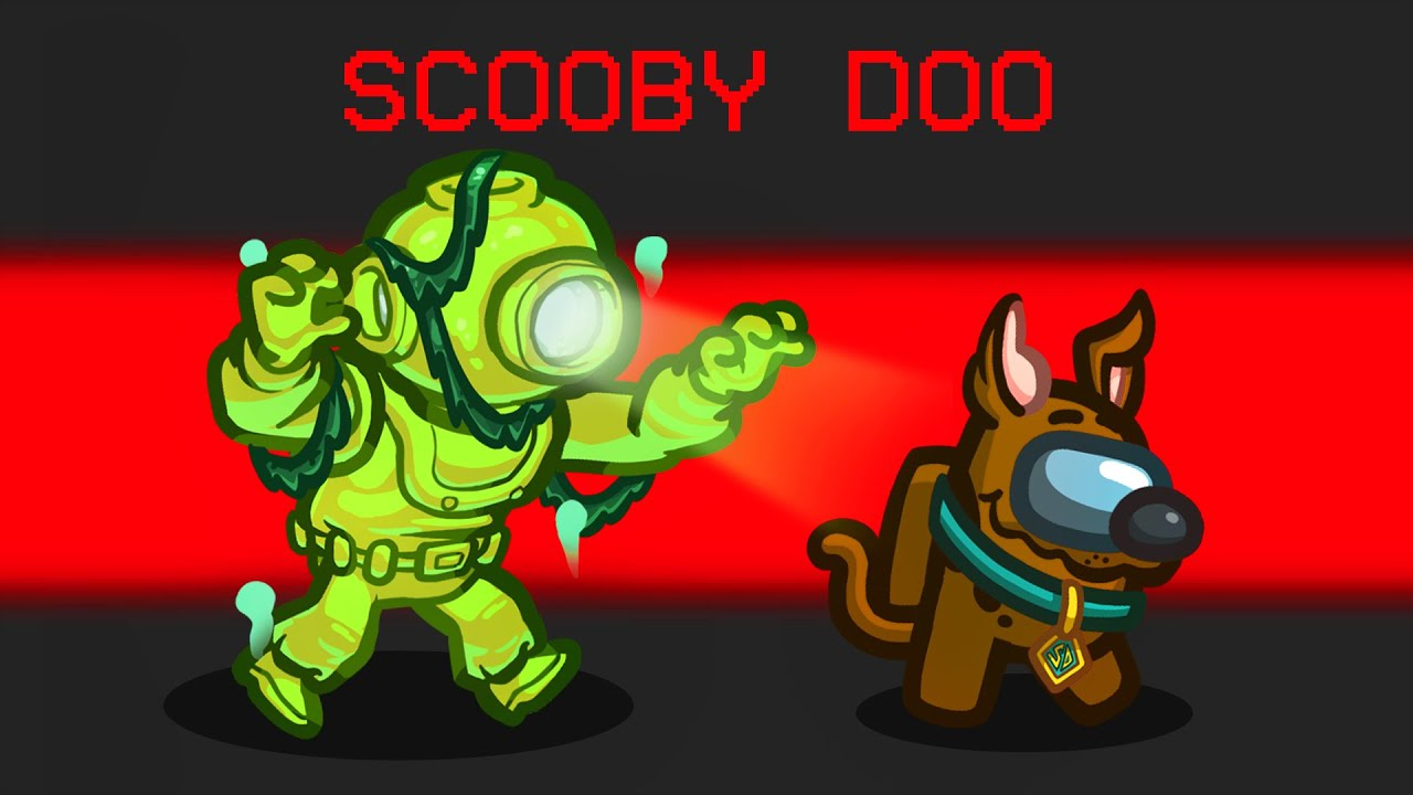 Download Scooby Doo Imposter Mod in Among Us!
