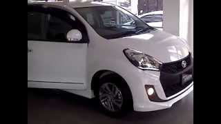 NEW SIRION DUAL SRS AIRBAG 2015 ICE WHITE VS HONDA BRIO