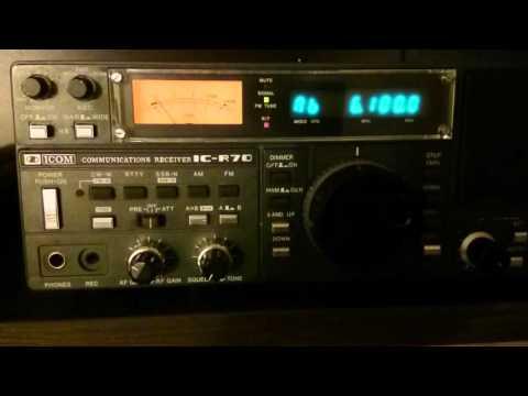 KCBS Pyongyang on 6100 kHz
