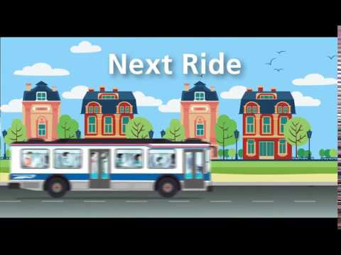 Next Ride | How to Choose Your Bus Trip Notification by Stop