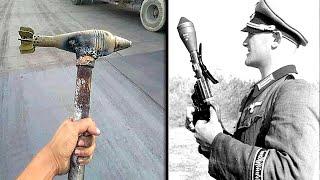 10 Очень Странных и Удивительных Видов Оружия  Созданных в Период Второй Мировой Войны