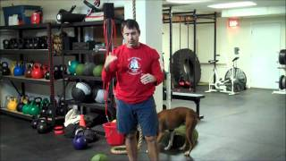 Thruster Pullup 5x5 Couplet.wmv