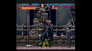 First Time Playing: Batman Returns (SNES) | Fedryx