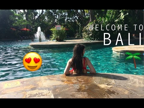 WELCOME TO BALI! 🌴  Travel and Day 1 🌴  GoPro HD and Vlog