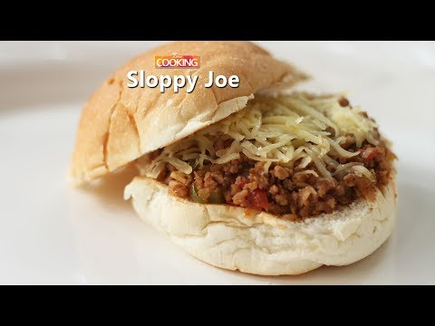 Sloppy Joe | Ventuno Home Cooking
