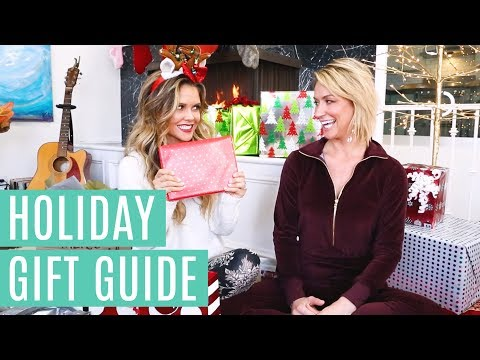 The Best Holiday Gift Guide For Your Girlfriends ~ Tone It Up!