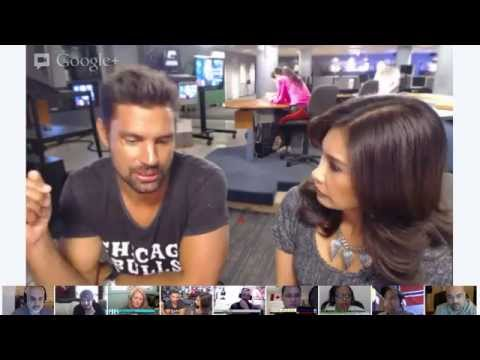 FOX 11 Los Angeles Google+ Hangout: Manu Bennett Talks Spartacus: War of the Damned