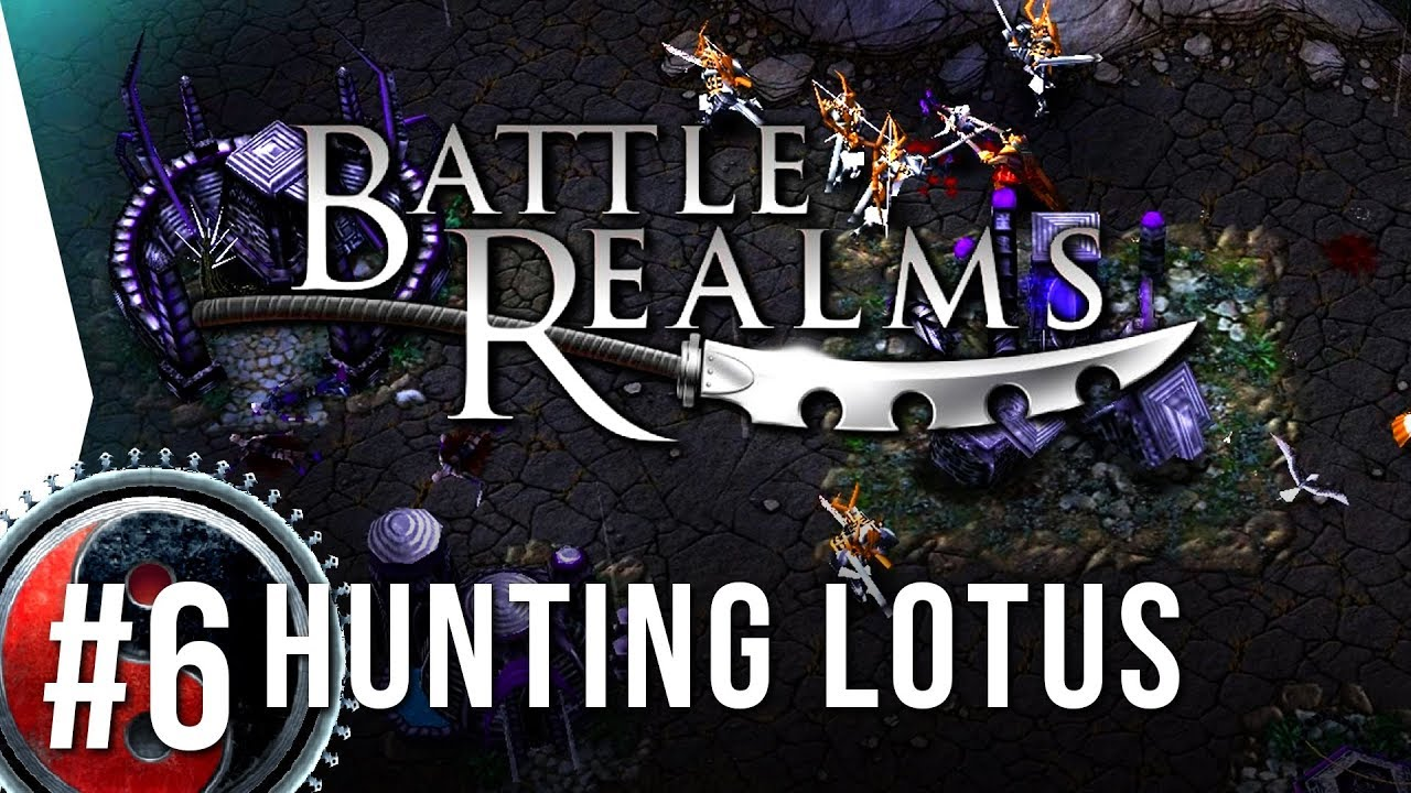 Battle Realms Hd 6 Hunting The Lotus Widescreen Campaign