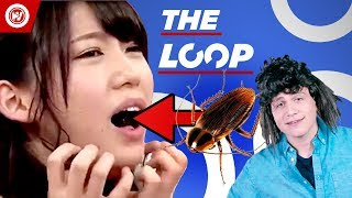 Would You Do This Cockroach Challenge? | The Loop