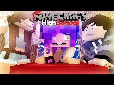Being Parents   Minecraft HighSchool [S9: Ep.18 Minecraft Roleplay Adventure] - Видео из Майнкрафт (Minecraft)