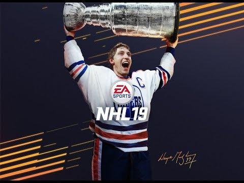 NHL 19 HUT PACK OPENING LEGENDS EDITION GRETZKY