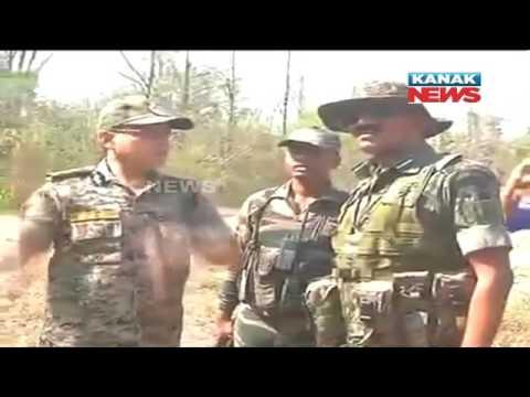 Possible Retaliation To Sukma Maoist Attack