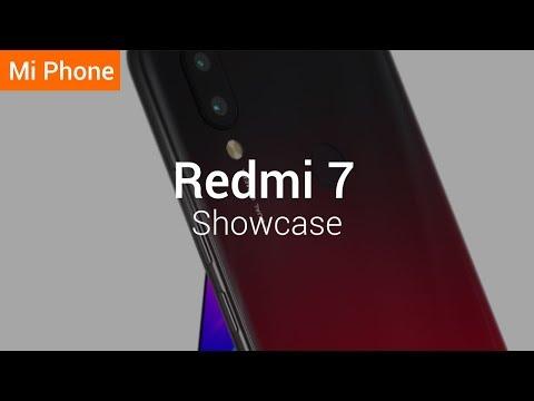 Xiaomi Redmi 7 (32GB) Eclipse Black