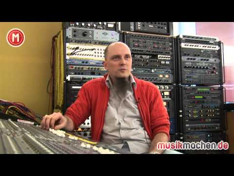 Georg Luksch - Synthesizer für Feinschmecker - Interview
