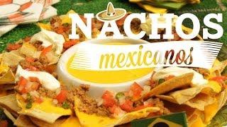 ¿cómo Preparar Unos Nachos Mexicanos? - Cocina Fresca