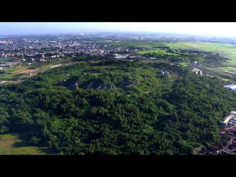 國家自然公園空拍三分鐘日文版