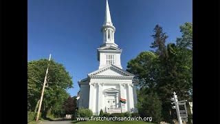 6/14/20 Music Sunday Worship Service, First Church Sandwich