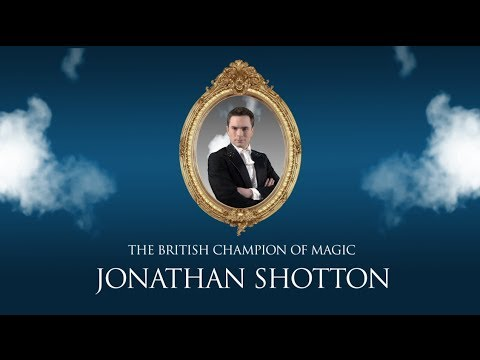 Jonathan Shotton - British Illusionist Promotional Video