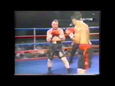 Чемпион мира по боксу. Alexander Zaitsev (Александр Зайцев) Vs Agostino Cardamone. 1996 год