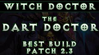 Diablo 3 - Witch Doctor Best Pet Build (Patch 2.3) Cinematic Version