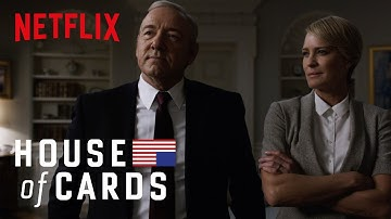 House of Cards - Season 5 | Official Trailer [HD] | Netflix