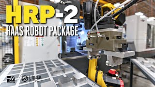 The Haas HRP-2 25 KG Robot - Haas Automation, Inc.