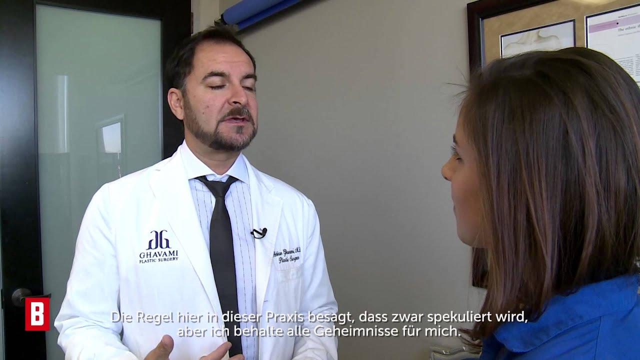BUNTE TV - Kardashian, Lopez & Co.: Ein Beauty-Doc packt aus!