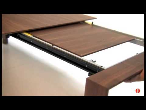 Table extensible omnia youtube for Table extensible calligaris