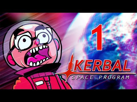 Kerbal Space Program - Northernlion Plays - Episode 1