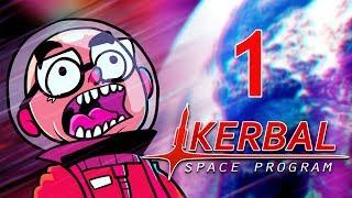 Kerbal Space Program - Northernlion Plays - Episode 1