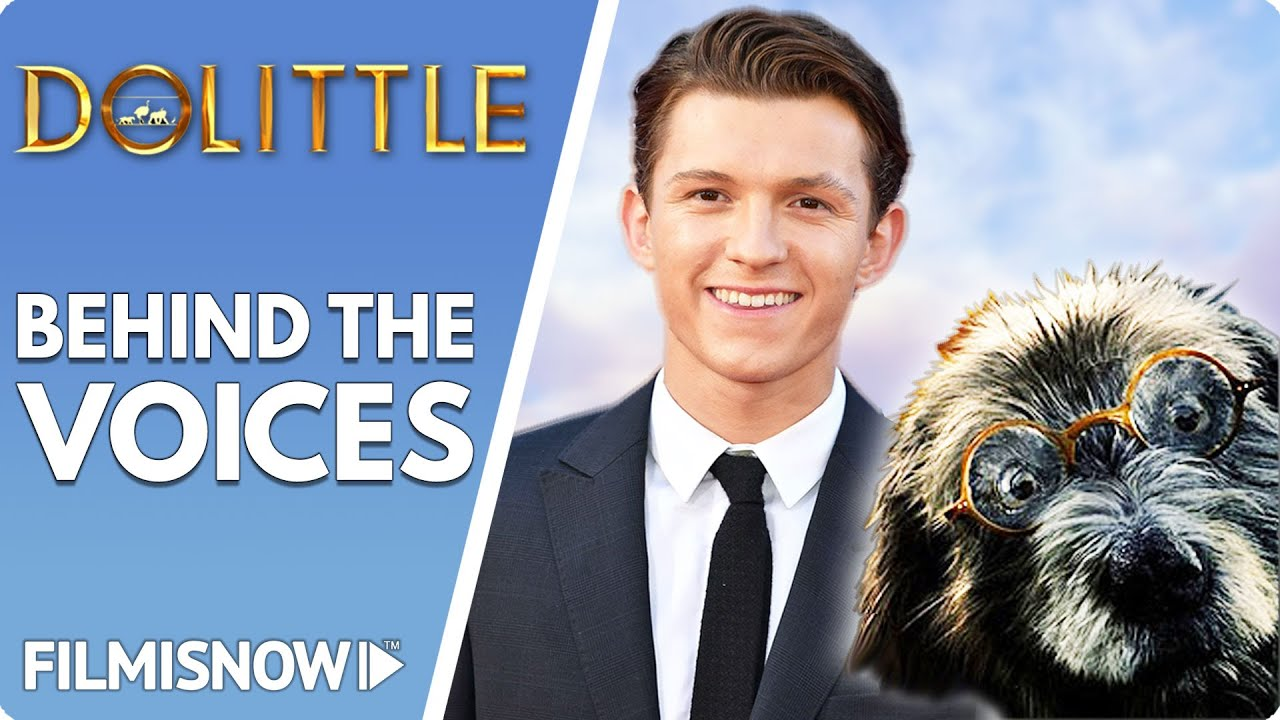 DOLITTLE (2020) HD Full Watch Online Free
