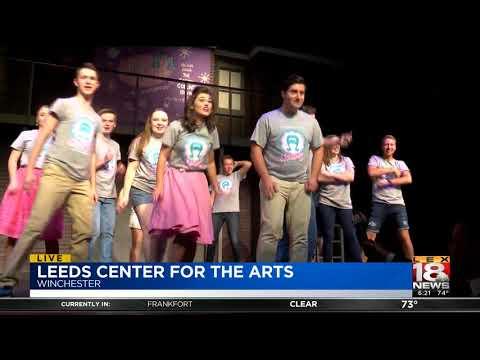 LEX 18 News At Sunrise- Leeds Center For The Arts 2