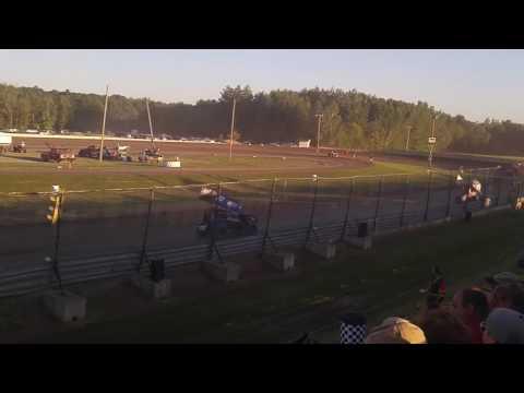 Empire Super Sprint   RPM speedway Heat 1