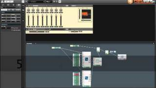 Reaktor Tutorial - Additive Synthesis