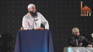Новая лекция 1 / Мухаммад Хоблос - Прощает ли Аллаh все грехи ? Вопрос от Христианина