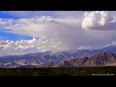 Leh Ladakh Mountain Range
