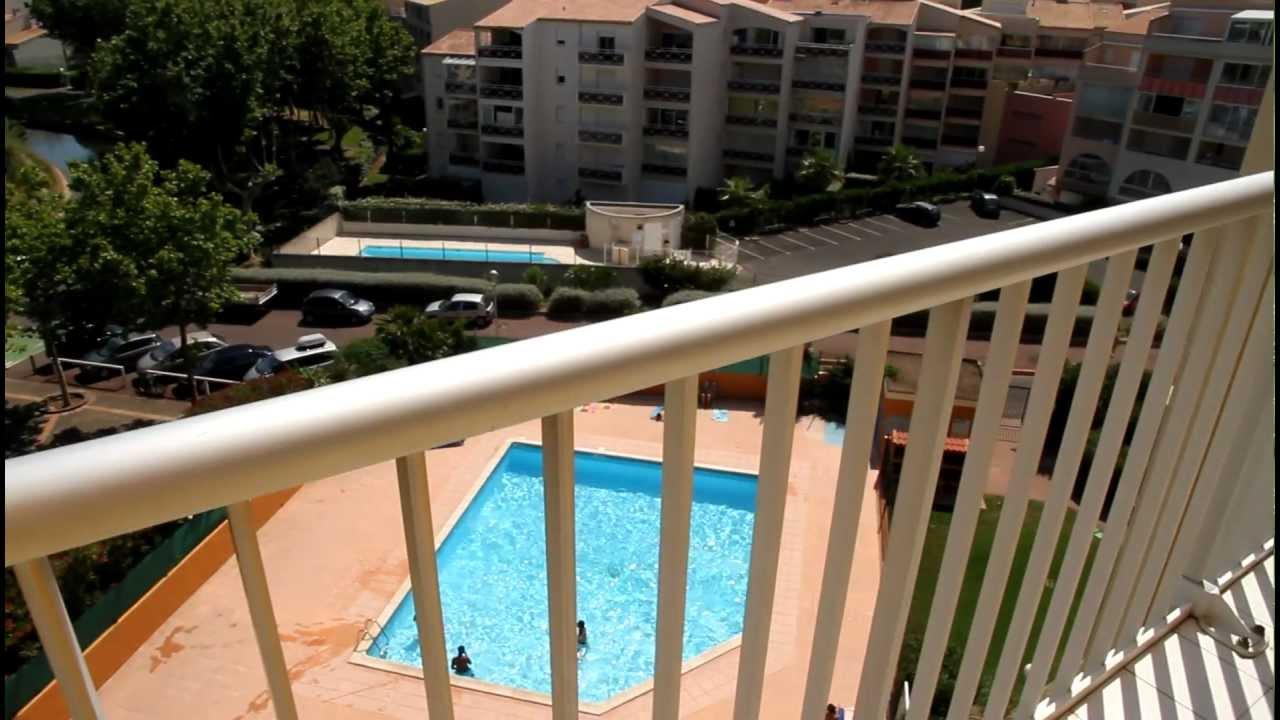 Cap Du0027Agde Location Appartement Avec Piscine Plage Richelieu