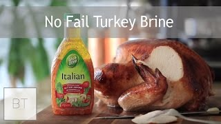 No Fail Turkey Brine | Byron Talbott