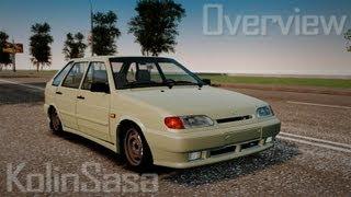 GTA 4/EFLC ВАЗ-2114 Сток