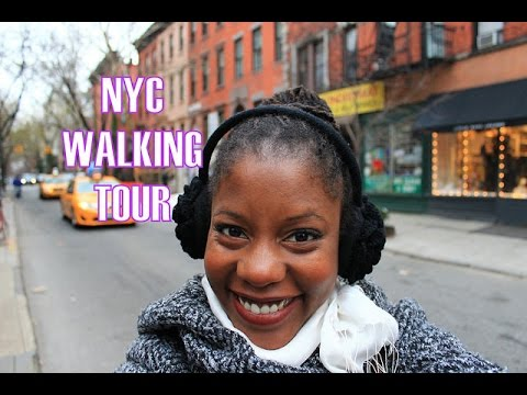 NYC Vlog: The High Line, Chelsea Market & The West Village