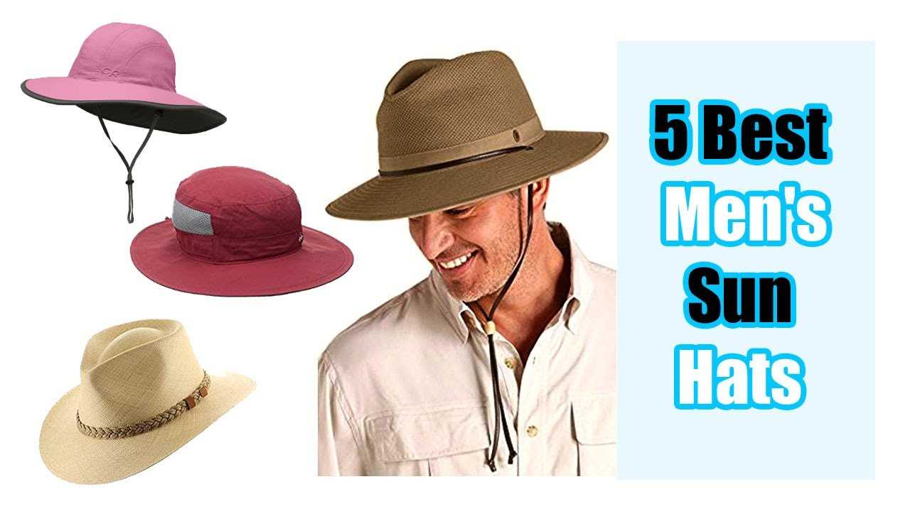 Outdoor Research Rambler Sombrero Hat - Top 5 Best Men s Sun Hats Reviews b919eb512bd3