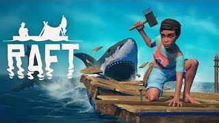 Raft # Part 25 #  🐟 Spielzeug für  Helya´s Hai 🐟