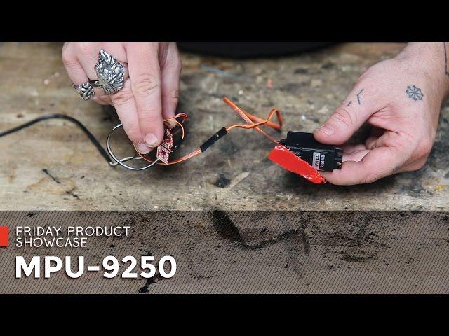 SEN-13762 Sparkfun IMU MPU-9250 SparkFun 9DOF