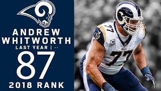 #87: Andrew Whitworth (OT, Rams)