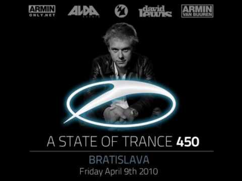 Armin Van Buuren ASOT 450 Bratislava