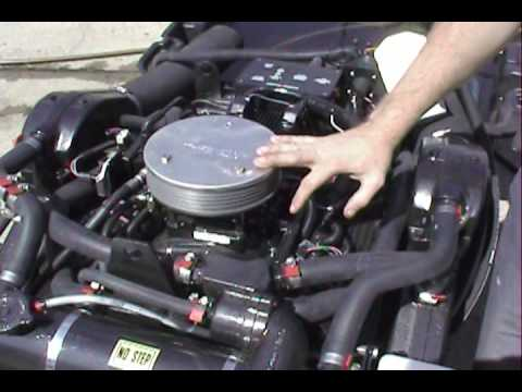 5 7L Complete Marine Engine Package FUEL INJECTION (1991 and Earlier Volvo  Penta Applications)
