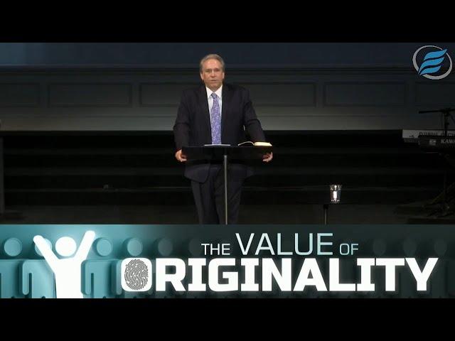 11/01/2020 | The Value of Originality | Pastor David Myers