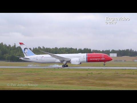 Norwegian Boeing 787-9 Dreamliner - Freddie Mercury